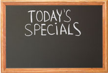 Food and Drink Specials - Kay Jay's Irish Pub - Shelby Twp., MI